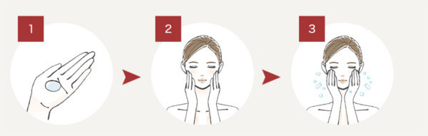 yuiki(ユイキ)の使用方法3ステップ